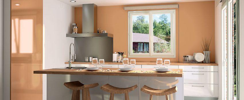 Fenêtre lumineuse et réduction de perte thermique