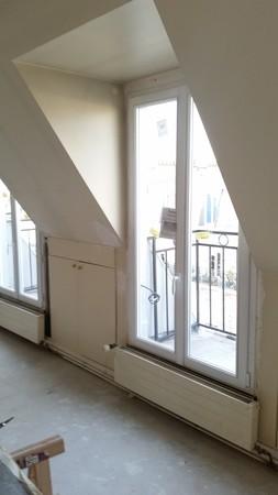 Remplacement Fenêtre & Porte-fenêtre d'un appartement à Paris