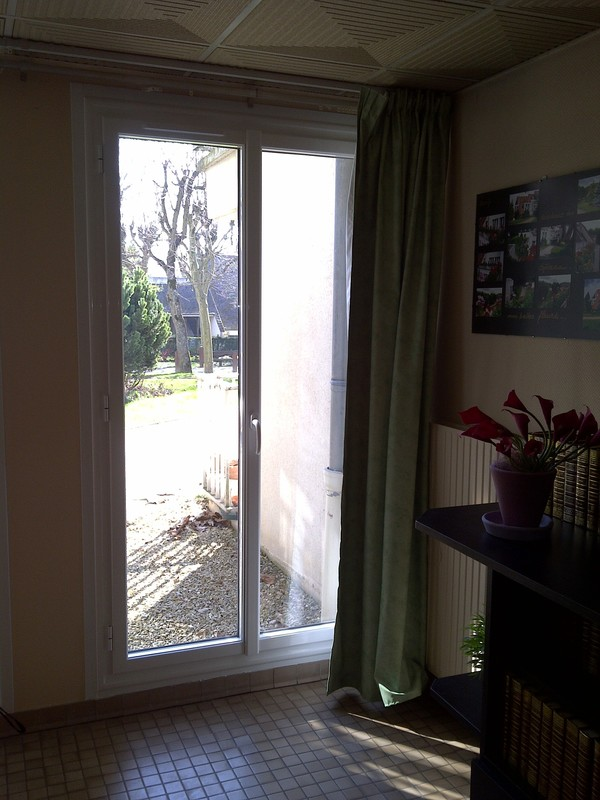 Remplacement de la totalité des fenêtres, porte fenêtre et volets d'une maison de retraite à Nangis (77)